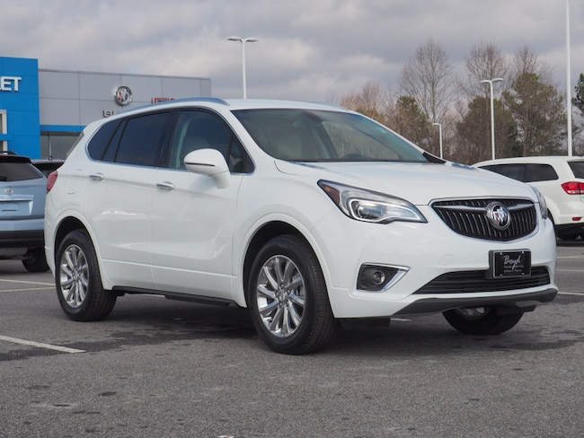 2019 Buick Envision AWD 4DR Essence AWD Essence  Crossover