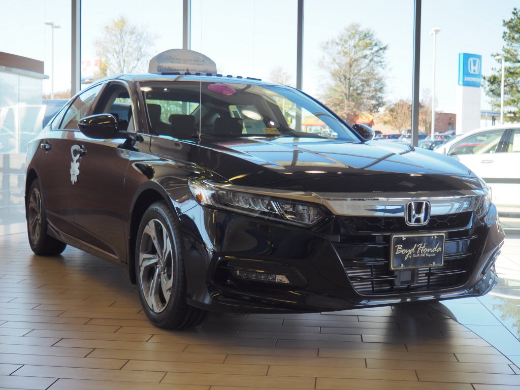 2018 Honda Accord EX CVT Sedan