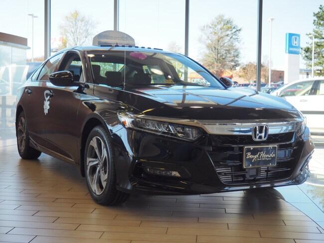 2018 Honda Accord EX CVT Sedan