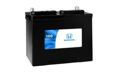 Battery with 100-month Limited Warranty