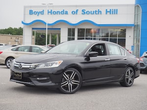 2016 Honda Accord Sport Sport  Sedan CVT