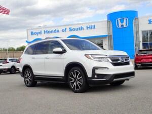 2020 Honda Pilot Touring 8-Passenger AWD AWD Touring-8P  SUV