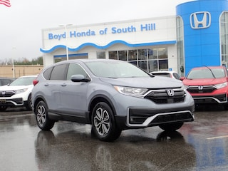 2021 Honda CR-V EX 2WD SUV