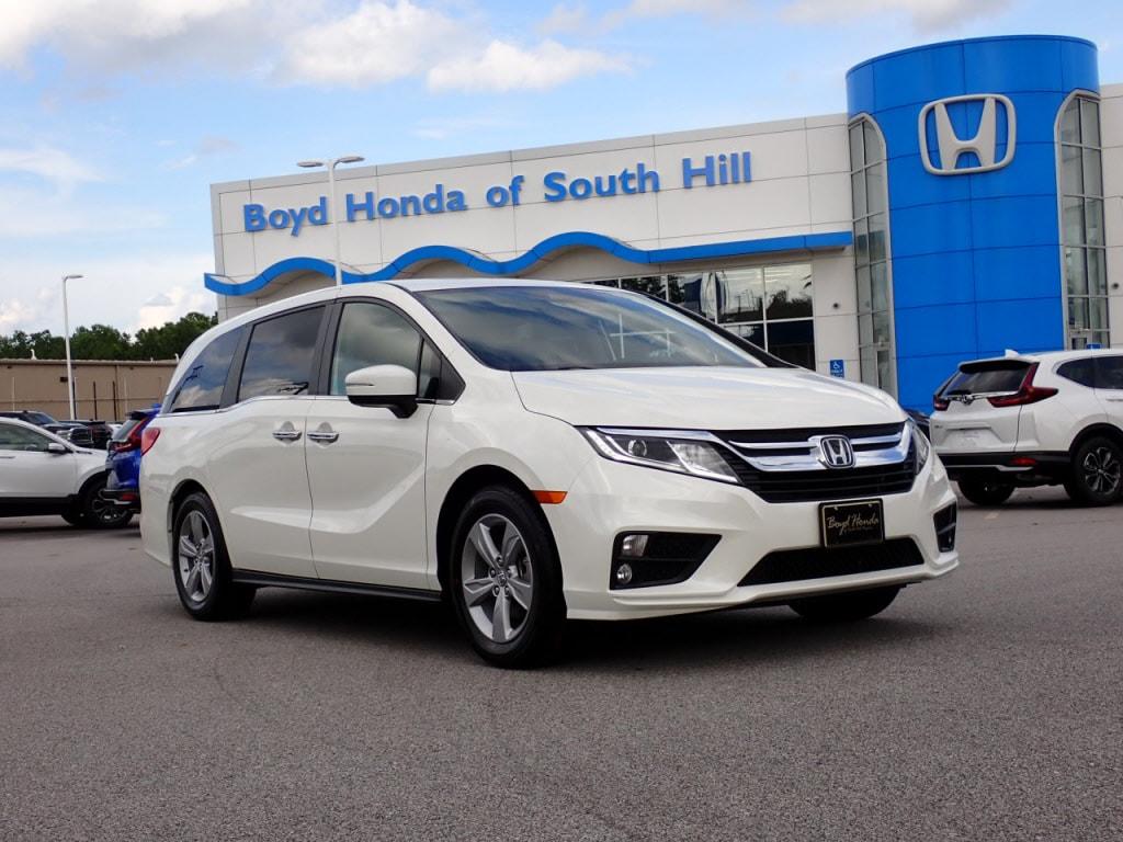 2019 Honda Odyssey EX-L Mini-Van