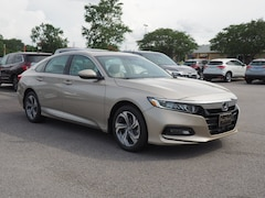 New 2020 Honda Accord EX 1.5T Sedan 1HGCV1F41LA086191 H14007 near Emporia