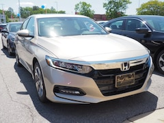 New 2020 Honda Accord EX-L 1.5T Sedan 1HGCV1F59LA079160 H13988 near Emporia