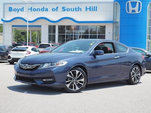 2016 Honda Accord EX-L EX-L  Coupe