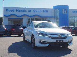2017 Honda Accord Hybrid Sedan Base  Sedan