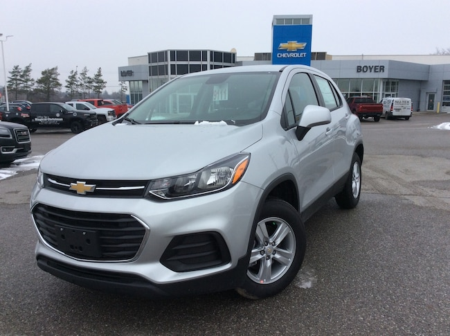 2019 Chevrolet Trax LS | AWD | REAR CAMERA SUV