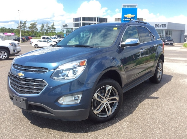 2016 Chevrolet Equinox LTZ | AWD | SUNROOF | REMOTE START SUV