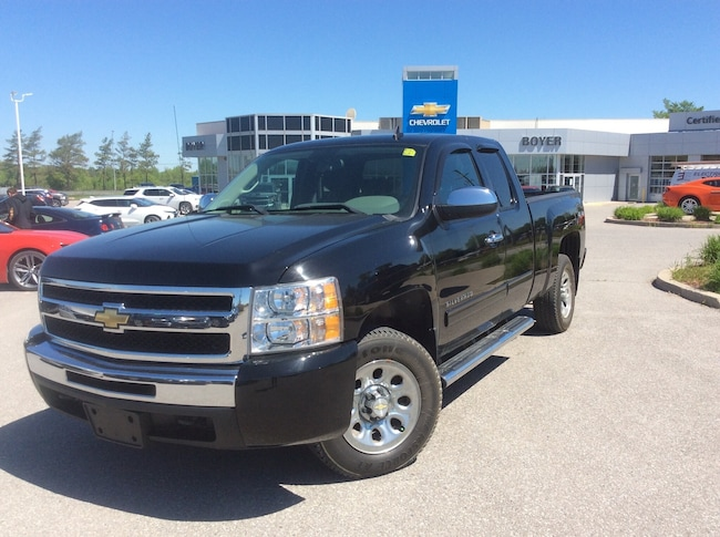 2012 Chevrolet Silverado 1500 LS Cheyenne Edition | H.D. TRAILERING PKG Extended Cab