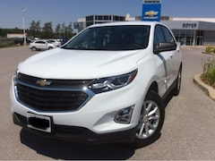 2019 Chevrolet Equinox LS | DEMO | AWD | REMOTE START | TEEN DRIVER SUV