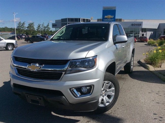 2018 Chevrolet Colorado LT | REAR WINDOW | H.D. TRAILERING PKG Truck Extended Cab