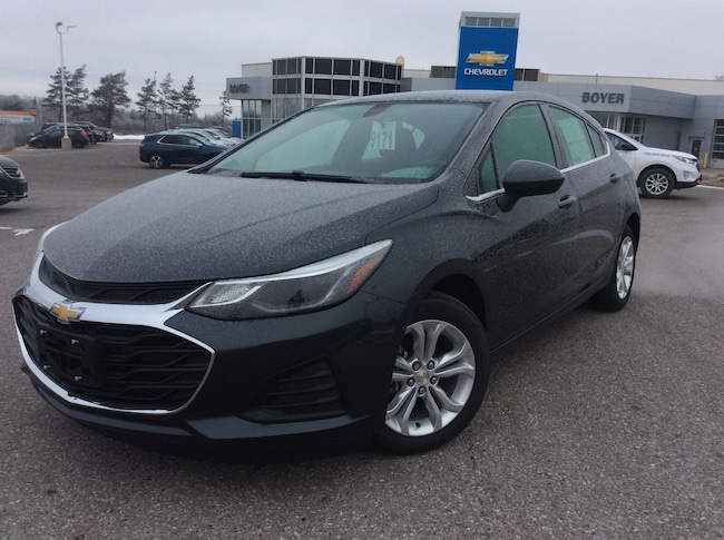 2019 Chevrolet Cruze LT | SUNROOF | BOSE | BLUETOOTH Hatchback