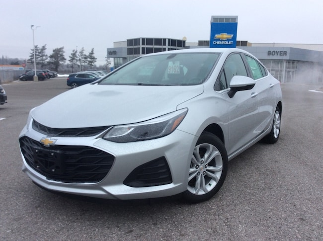 2019 Chevrolet Cruze LT | REMOTE START | BLUETOOTH Sedan