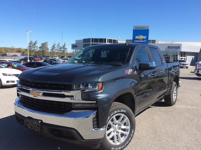 2019 Chevrolet Silverado 1500 LT | TRAILERING PKG | BLUETOOTH Truck Crew Cab