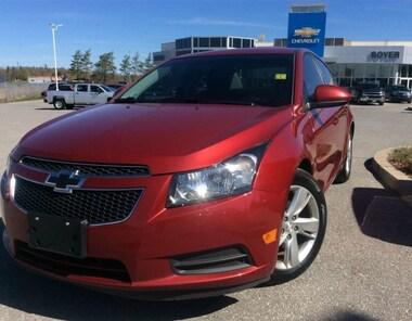2014 Chevrolet Cruze Diesel | REMOTE START | HEATED SEATS Sedan