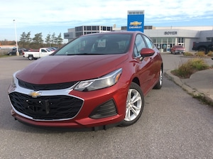 2019 Chevrolet Cruze LT | REMOTE START | HEATED SEATS