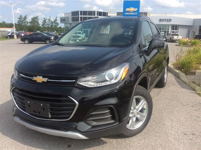 New 2019 Chevrolet Trax For Sale At Boyer Chevrolet Lindsay Vin