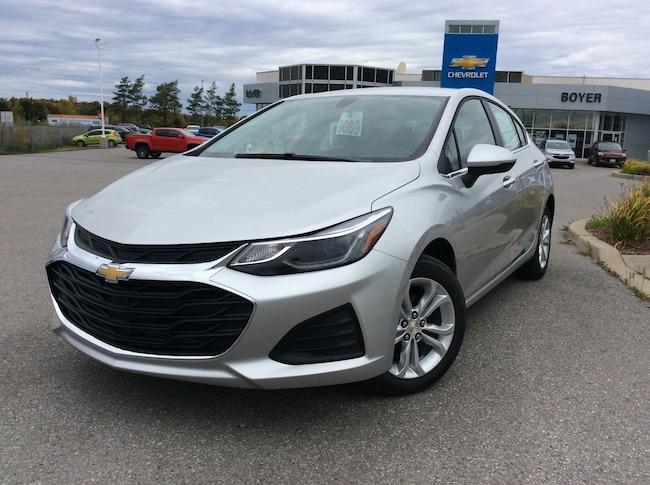 2019 Chevrolet Cruze LT | BLUETOOTH | REMOTE START Hatchback