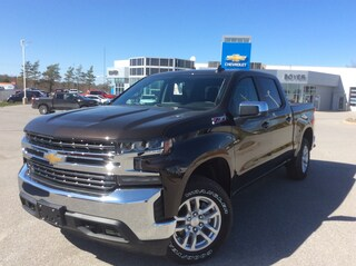 2019 Chevrolet Silverado 1500 LT | REMOTE START | TRAILERING PKG Truck Crew Cab