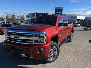 2019 Chevrolet Silverado 2500HD High Country | SUNROOF | H.D. TRAILERING PKG Truck Crew Cab