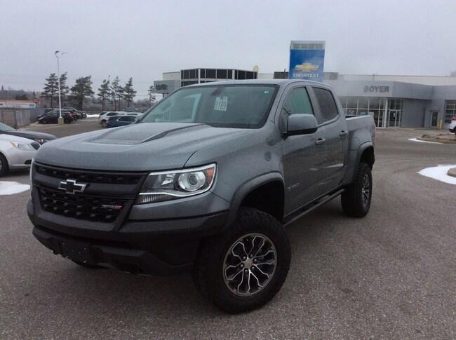 2019 Chevrolet Colorado ZR2 | H.D. TRAILERING PKG | REMOTE START Truck Crew Cab