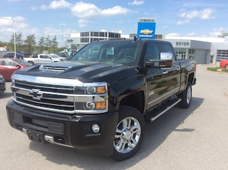 2019 Chevrolet Silverado 2500HD High Country | SUNROOF | BLUETOOTH | REMOTE START Truck Crew Cab