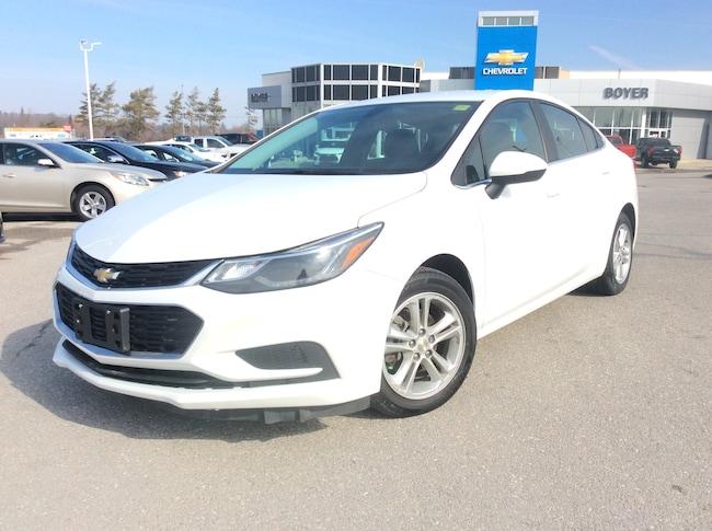 2016 Chevrolet Cruze LT | HEATED SEATS | BLUETOOTH Sedan