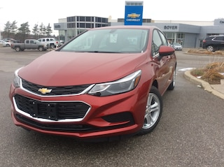 2018 Chevrolet Cruze LT Auto | TEEN DRIVER | REMOTE START Hatchback