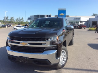 2019 Chevrolet Silverado 1500 LT | LEATHER | TRAILERING PKG | BLUETOOTH Truck Double Cab