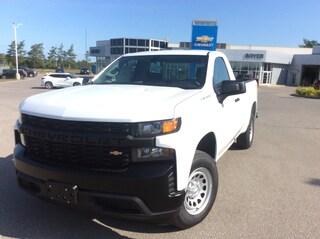 2019 Chevrolet Silverado 1500 Work Truck | TRAILERING PKG | TEEN DRIVER Truck Regular Cab