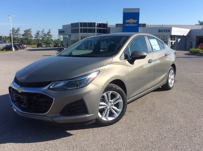 2019 Chevrolet Cruze LT | BLUETOOTH | REMOTE START Sedan