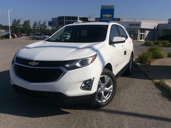2019 Chevrolet Equinox LT w/2LT | AWD | REMOTE START | BLUETOOTH SUV