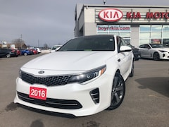 2016 Kia Optima SXL Turbo   CLEAR OUT PRICE!!