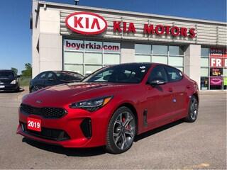 2019 Kia Stinger GT Limited Sedan
