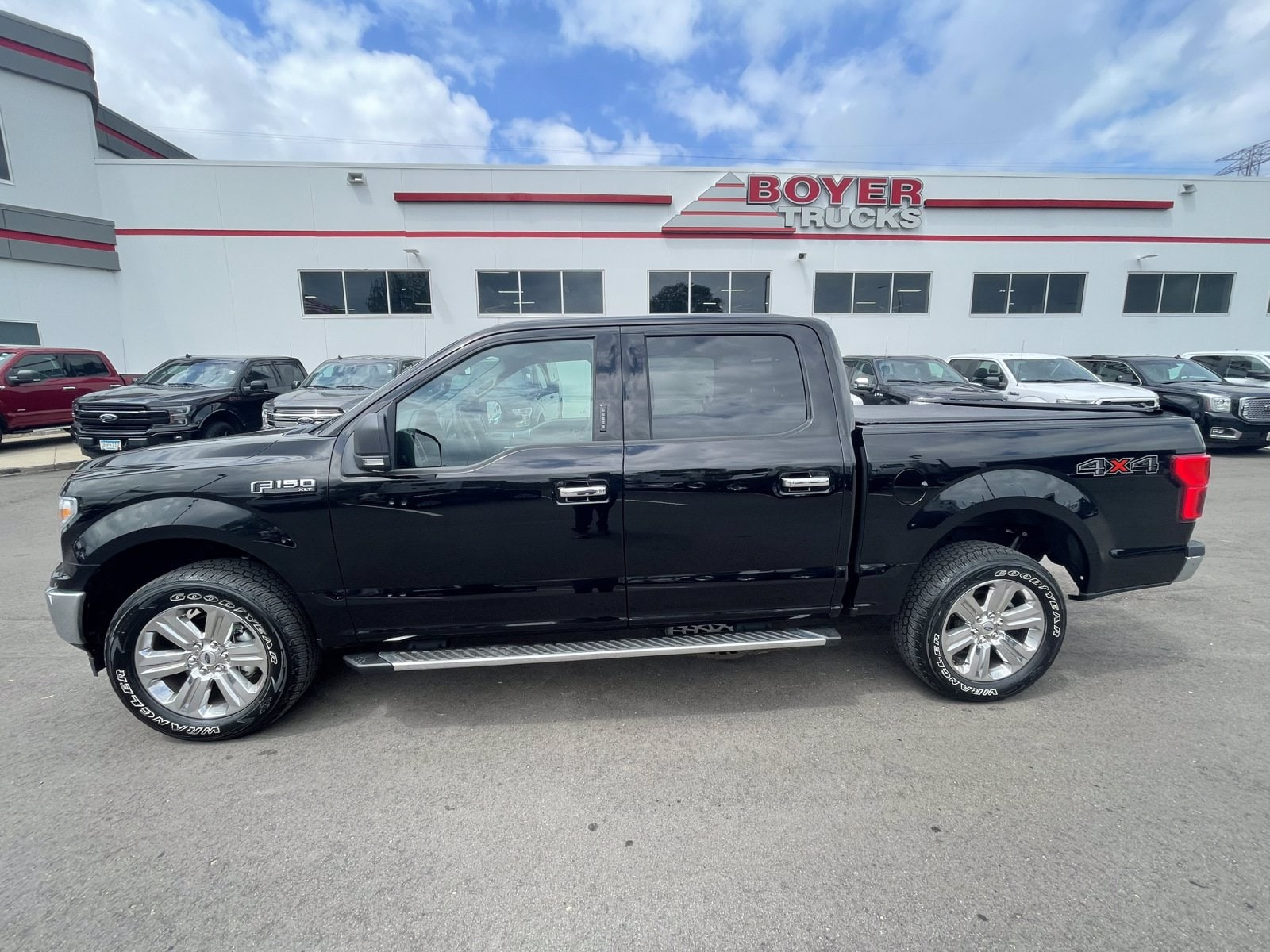 Used 2020 Ford F-150 XLT with VIN 1FTEW1E48LFB20085 for sale in Minneapolis, Minnesota