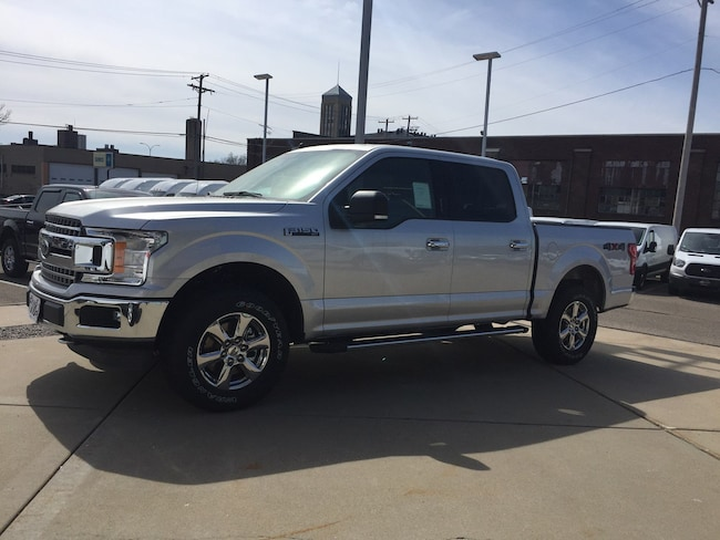 2019 Ford F-150 F150 4X4 SUPERCREW - 145