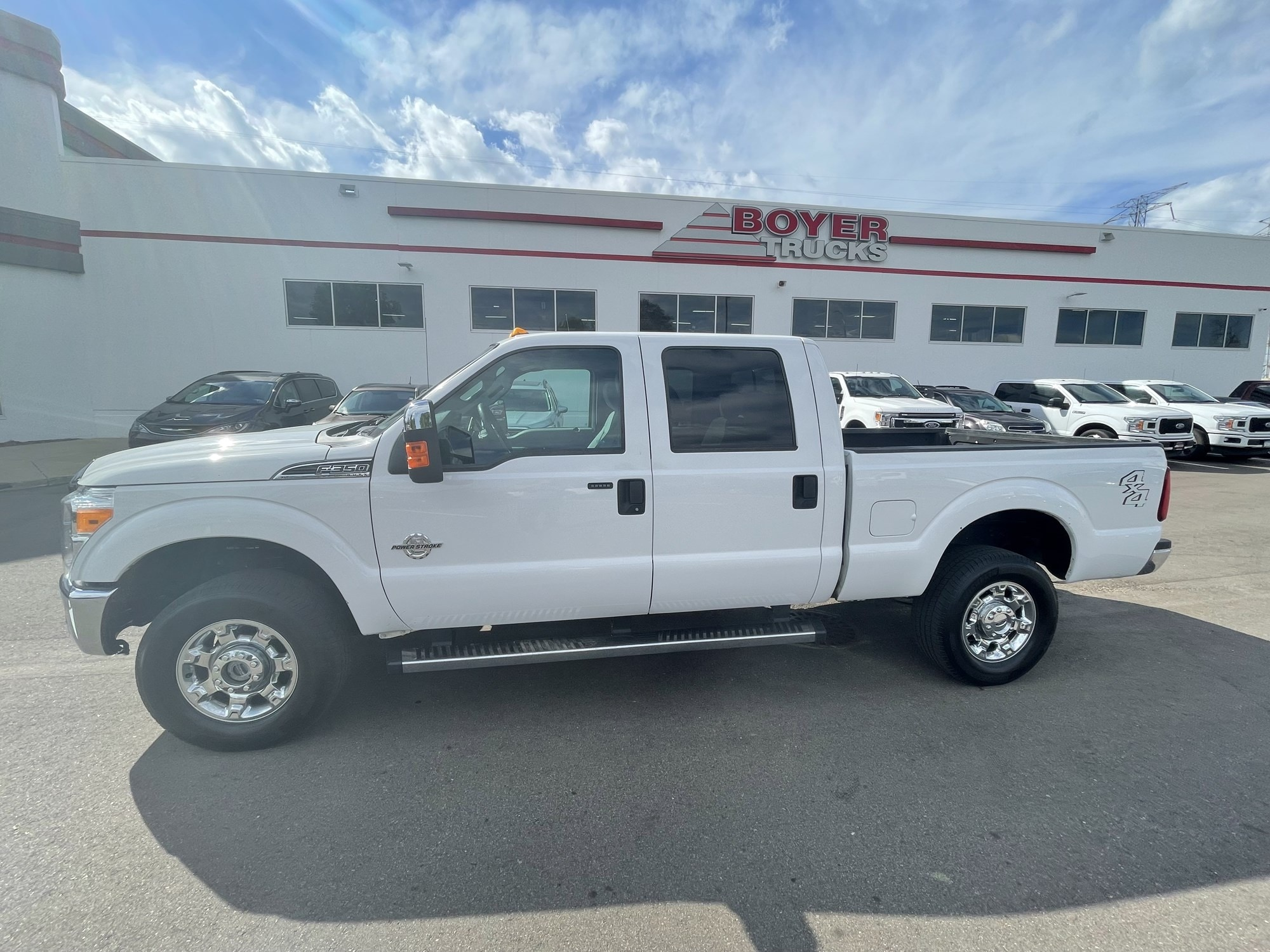 Used 2015 Ford F-350 Super Duty XLT with VIN 1FT8W3BT7FEB55991 for sale in Minneapolis, Minnesota