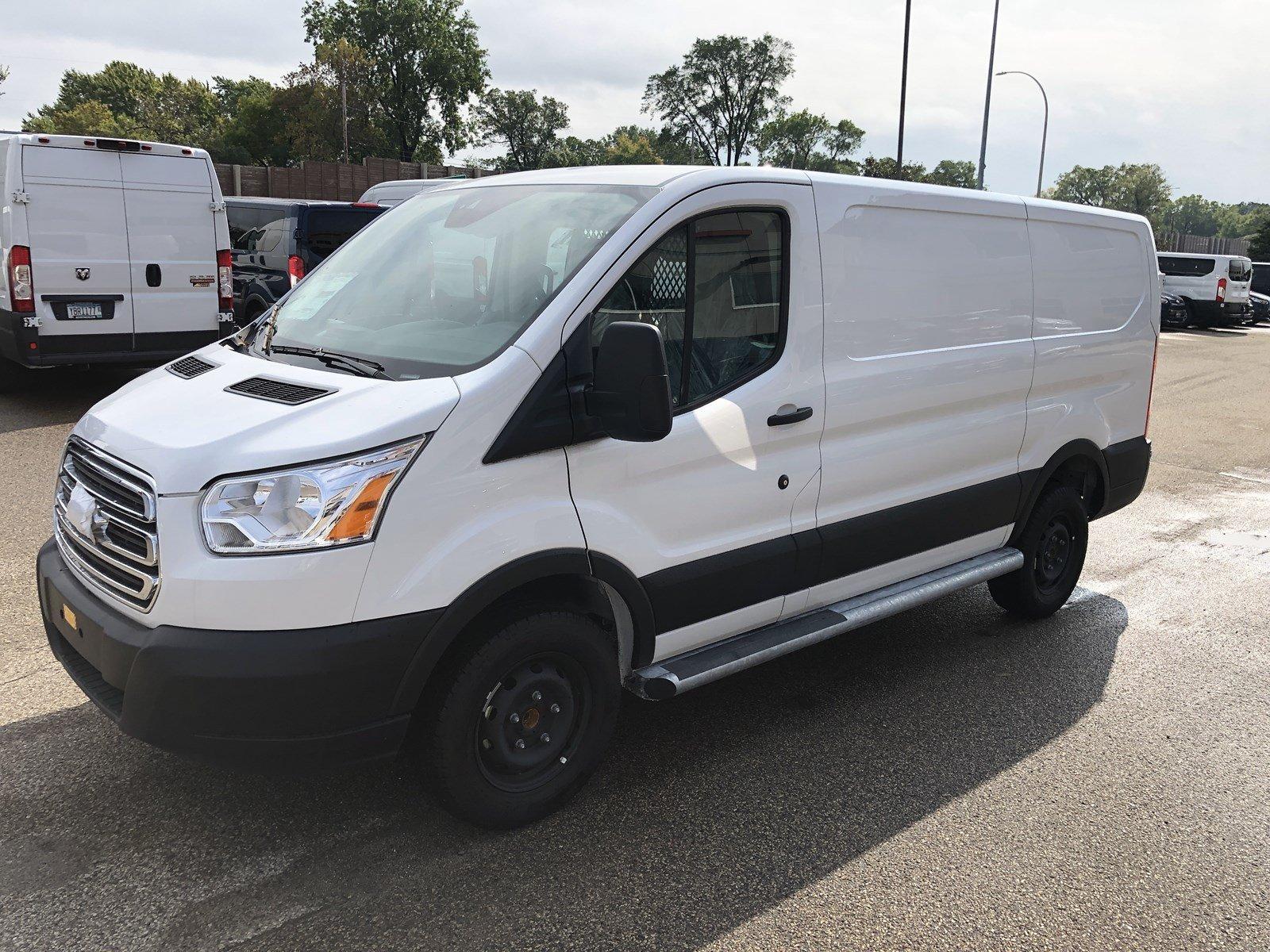 2019 Ford Transit Van T250 LOW Roof Bulk T-250 130 Low Rf 9000 GVWR Swing-Out RH Dr