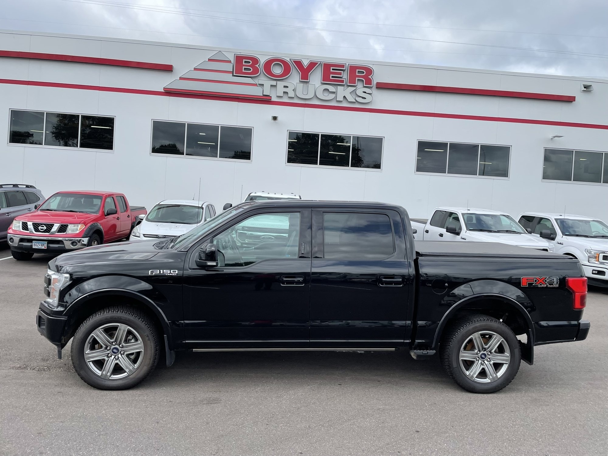 Used 2018 Ford F-150 King Ranch with VIN 1FTEW1EG7JFA82159 for sale in Minneapolis, Minnesota