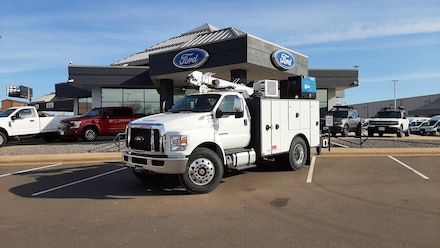 2021 Ford F750 SERVICE TRUCK