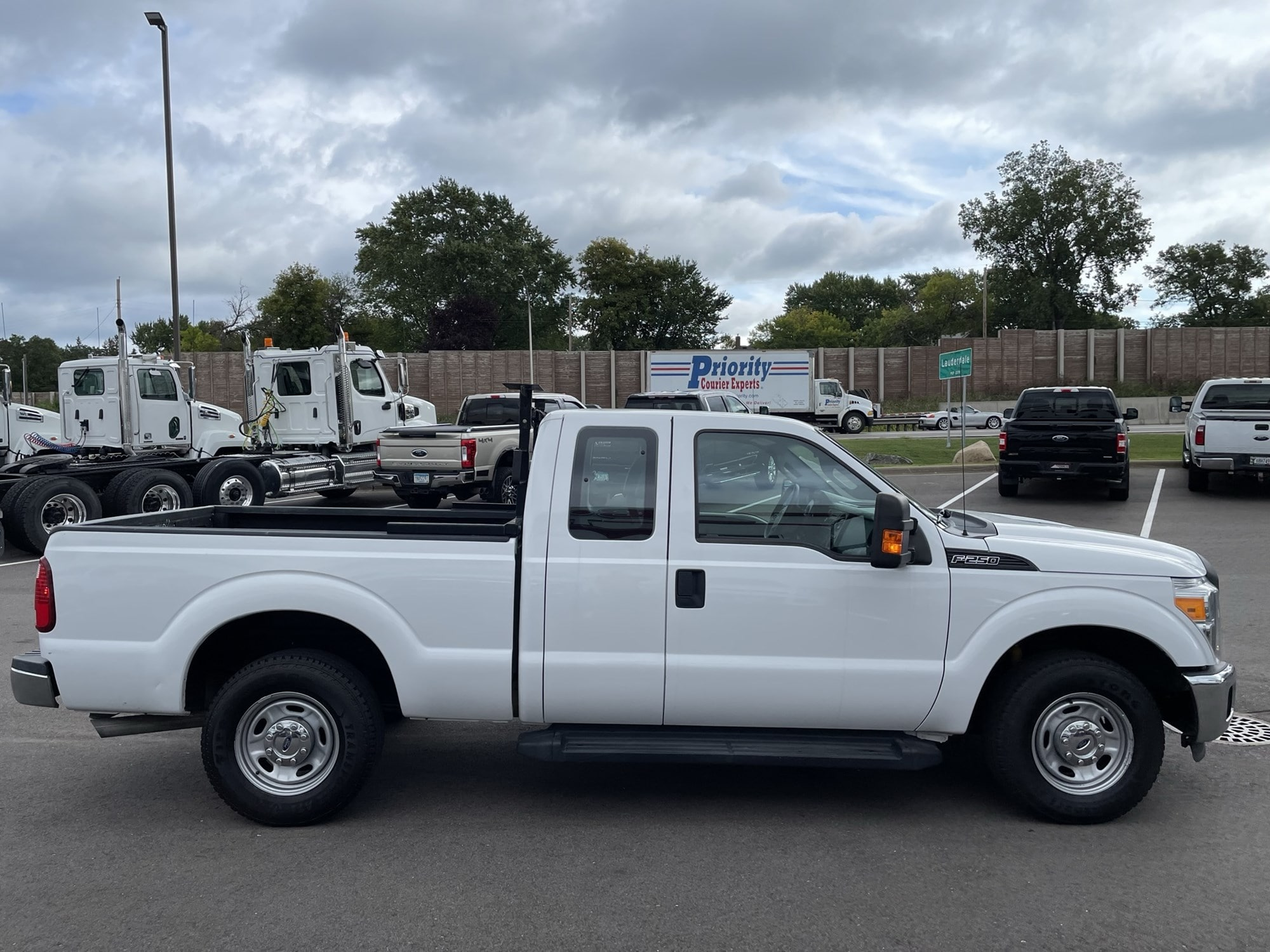 Used 2012 Ford F-250 Super Duty XL with VIN 1FT7X2A63CEB85192 for sale in Minneapolis, Minnesota