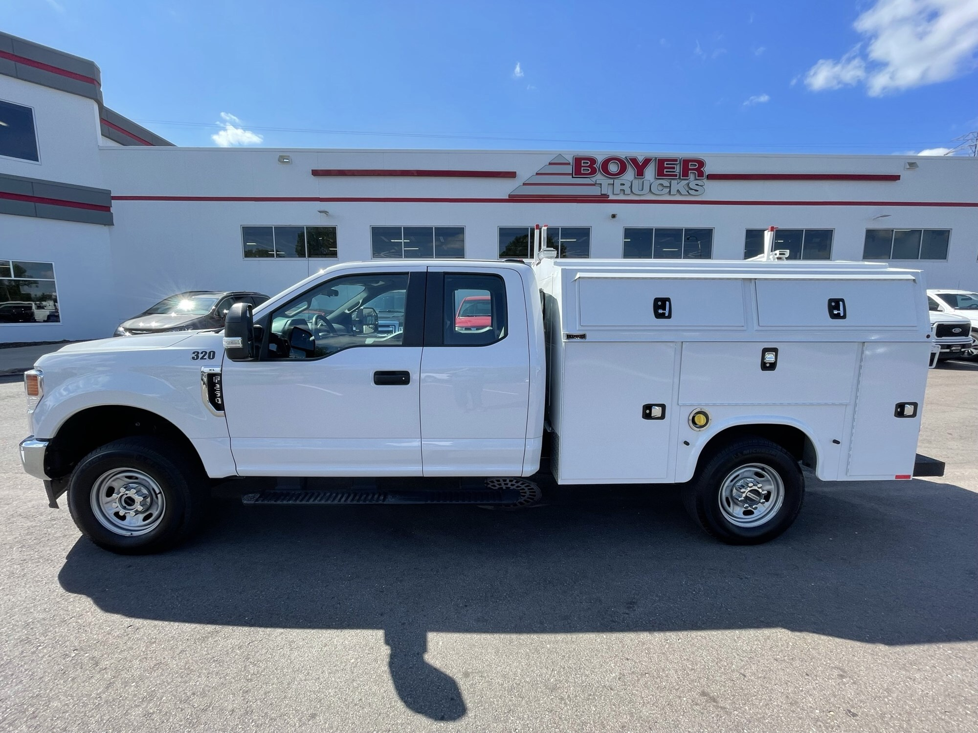 Used 2020 Ford F-250 Super Duty XLT with VIN 1FT7X2B67LEC11646 for sale in Minneapolis, Minnesota