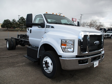 2021 Ford F650 CAB/CHASSIS