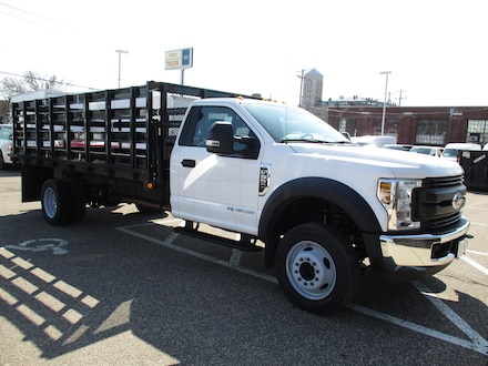 2019 Ford F550 XL CAB/CHASSIS