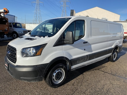 2019 Ford Transit Van T150 Long Wheelbase 148 T-150 148 Low Rf 8600 GVWR Swing-Out RH Dr
