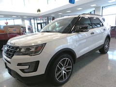 2017 Ford Explorer Sport Package w/Blind Spot Info System Sport Utility