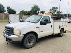 2002 Ford Super Duty F-250 XL Reg Cab 137 XL