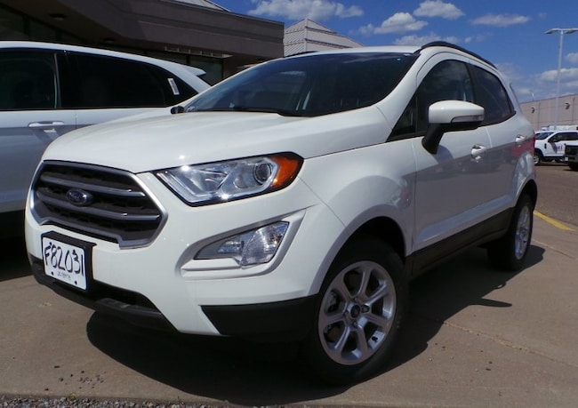 2018 Ford EcoSport BRAND NEW Model! All Wheel Drive SE 4WD